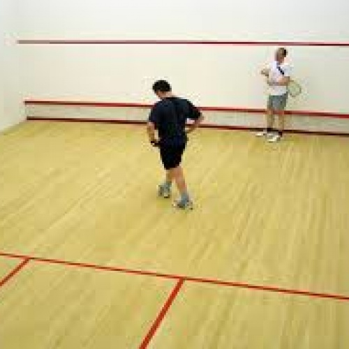 Squash open day - free