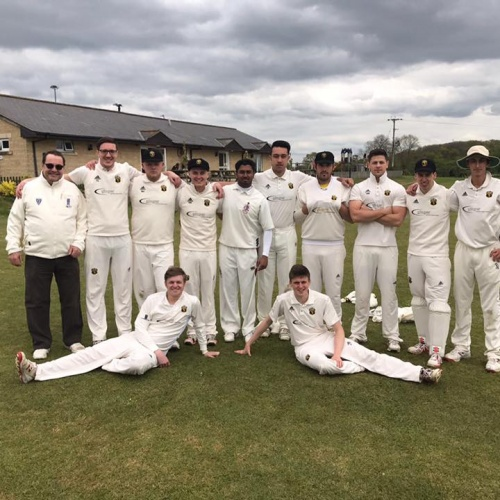Cricket Match reports from Weekend 20th / 21st May 2017