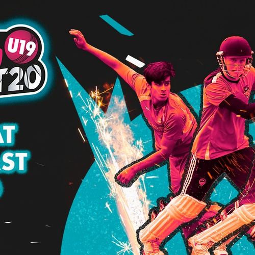 U19 T20 2019 league fixtures are now confirmed